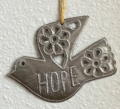 Dove Hope Ornament