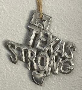 Texas Strong Ornament