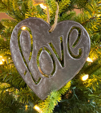 Load image into Gallery viewer, Love Heart Ornament