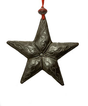 Load image into Gallery viewer, Star Ornament