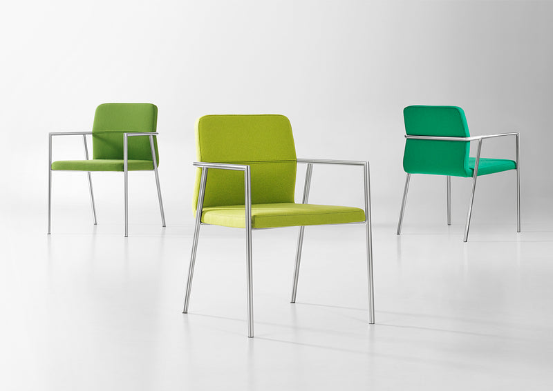 <h3>AVANT CHAIR</h3><h5>For Bernhardt design</h5>