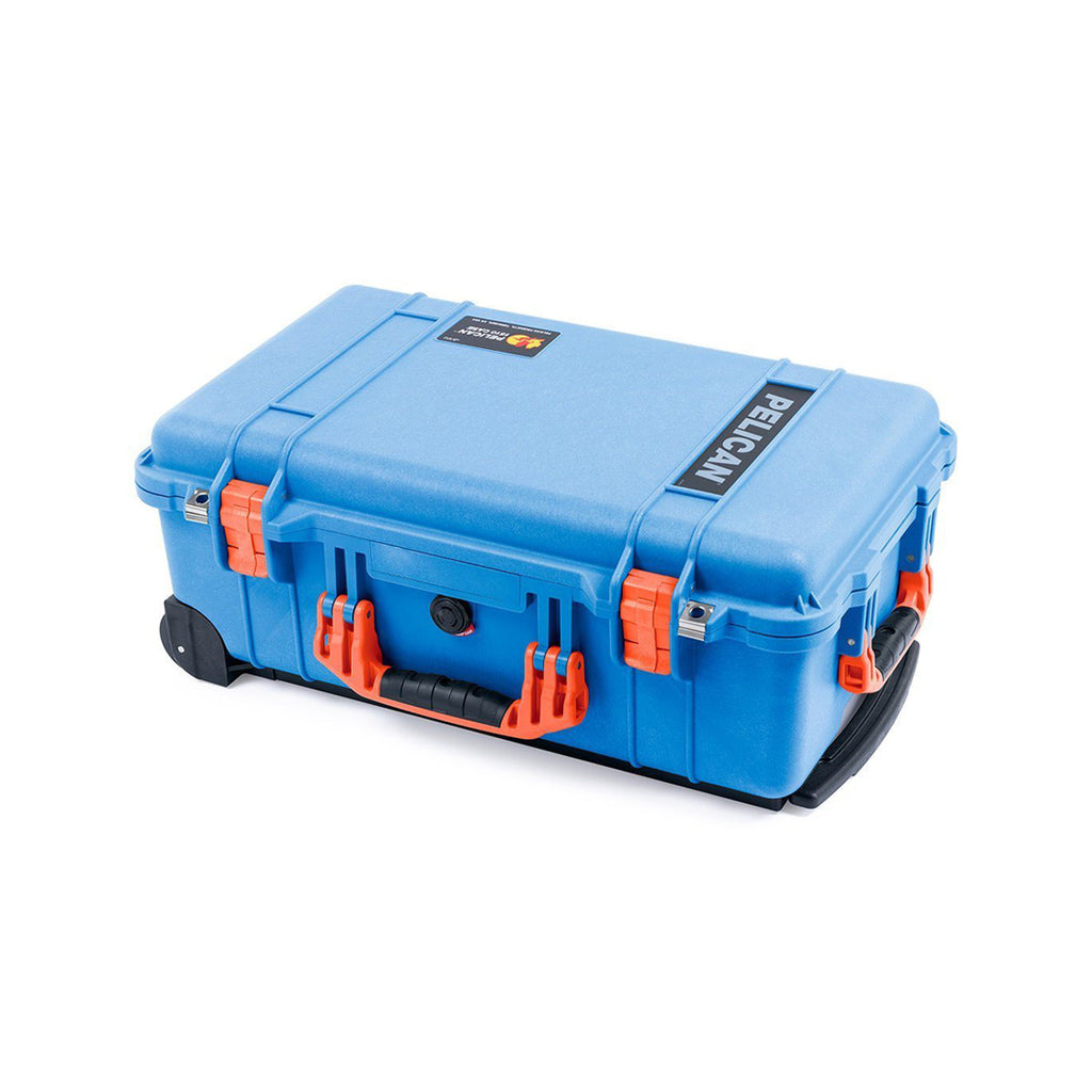 pelican 1510 blue orange trekpak