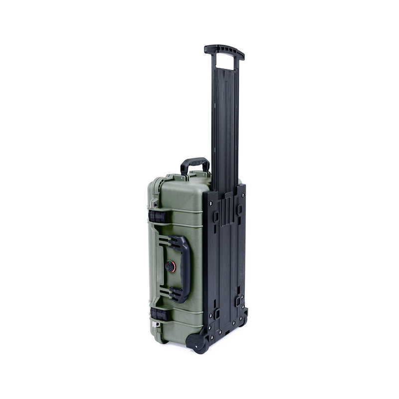 pelican 1510 green black trekpak 3