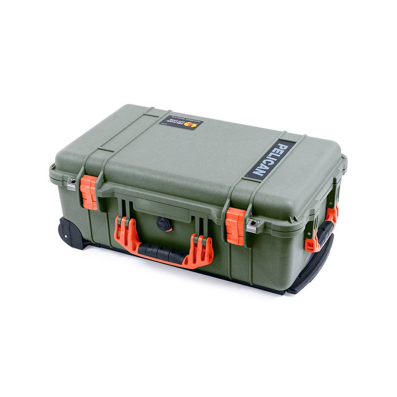 pelican 1510 green orange trekpak 1