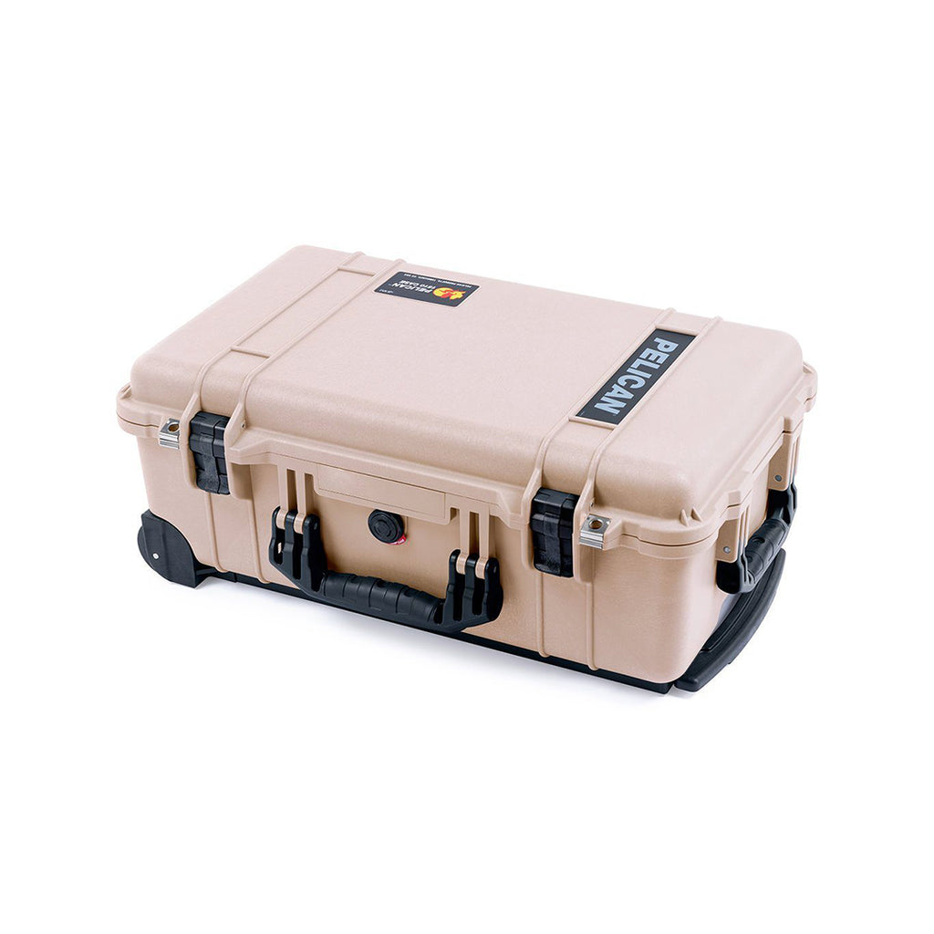 1510 PROTECTOR (CARRY-ON) - TAN WITH BLACK HANDLE