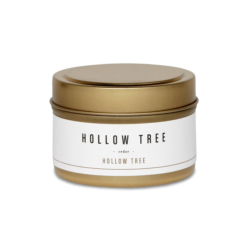 HOLLOW TREE CANDLE