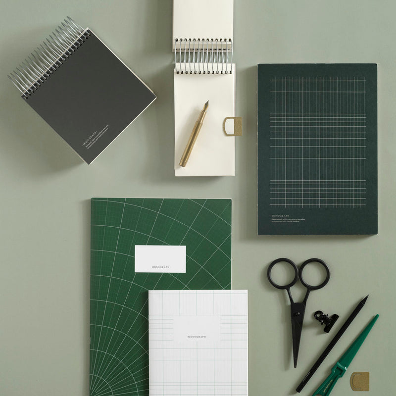 Notepad (Dark Green)