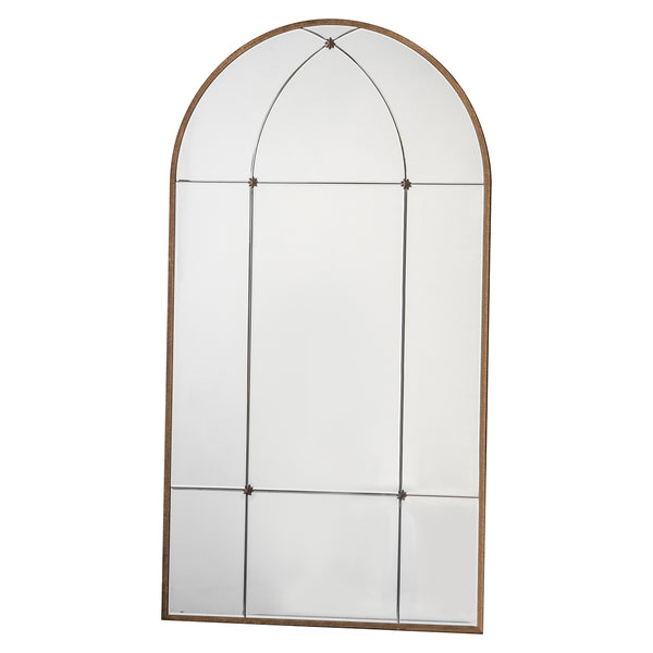 Schoolhouse Arched Mirror