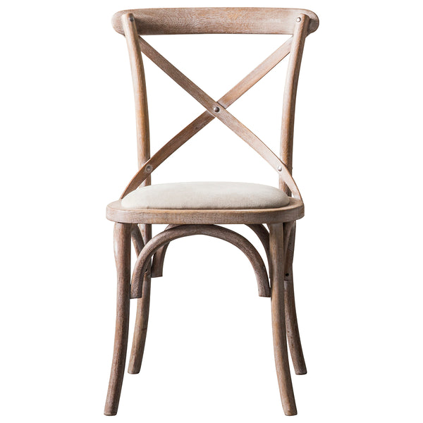 Rustic Natural Chair (Set of 2)
