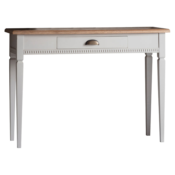 Burford 1 Drawer Console Table Taupe