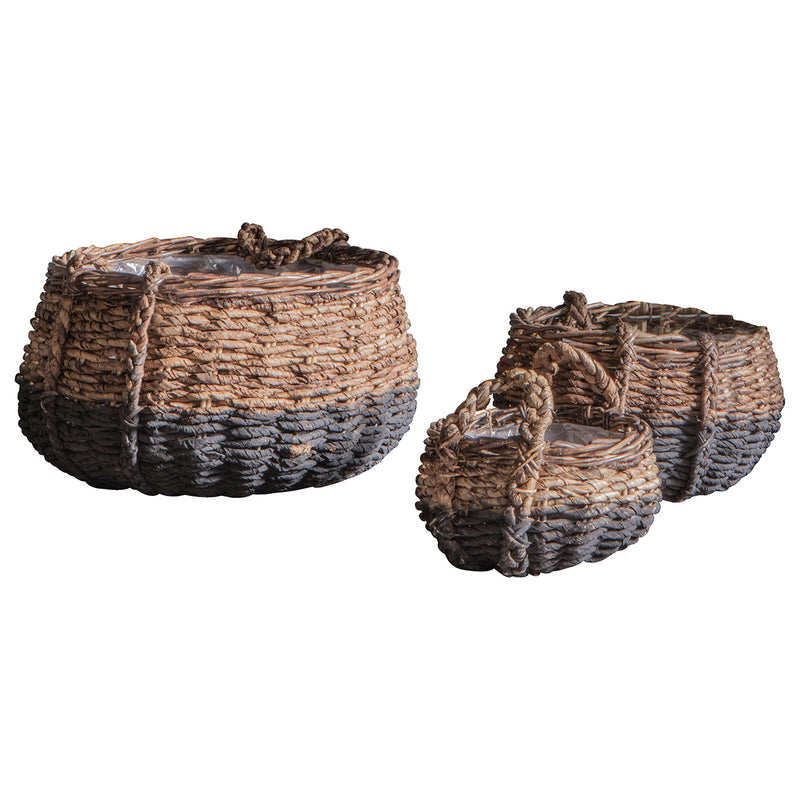 Mediterranean Baskets (Set of 3)