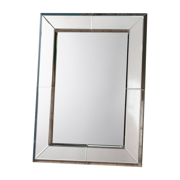Rectangular Border Mirror