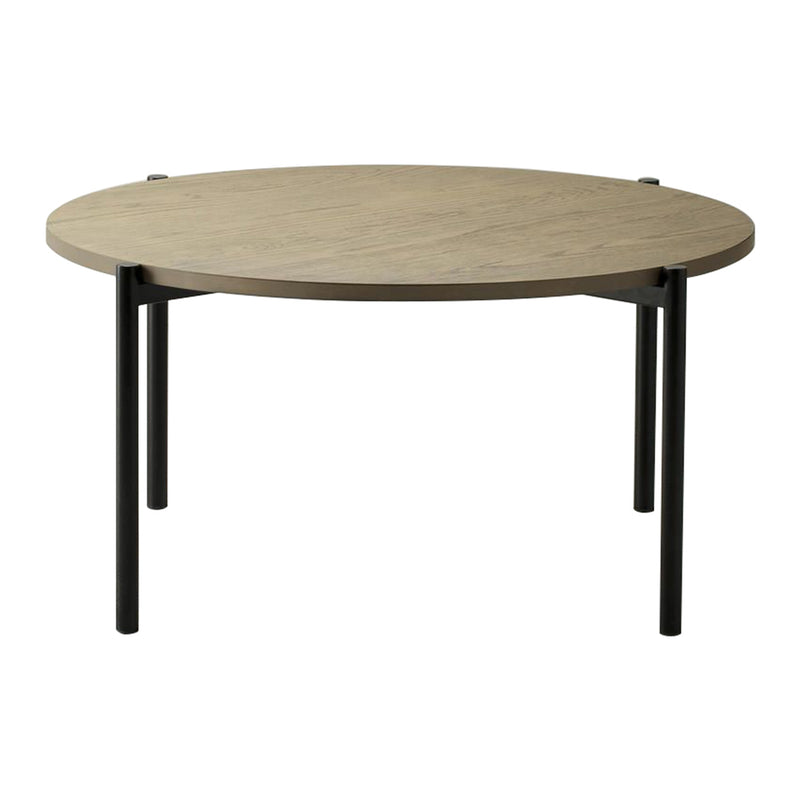 Dark Lacquer Coffee Table Grey