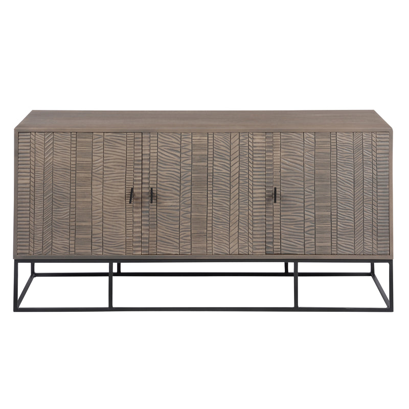 Tribal 3 Door Sideboard