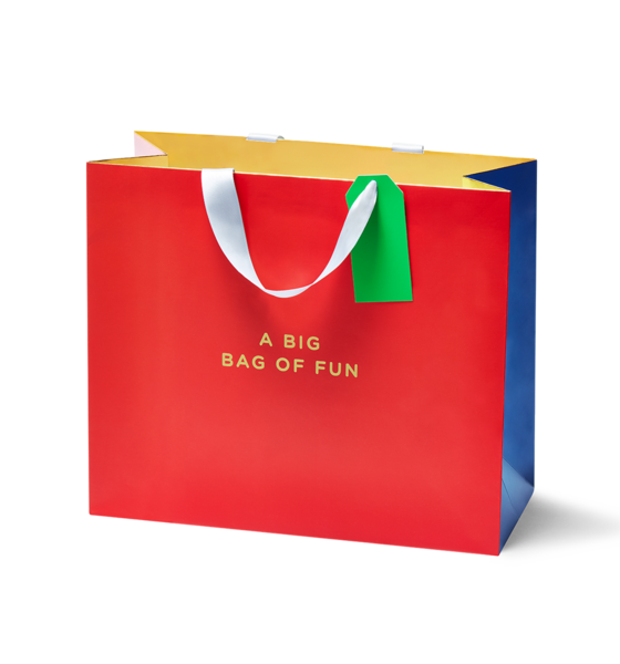 A Big Bag of Fun Gift Bag - Large