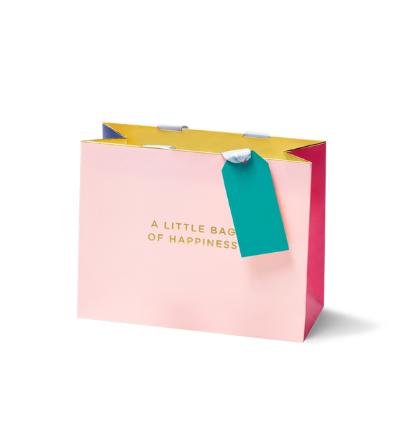 A Little Bag of Happiness Gift Bag- Small