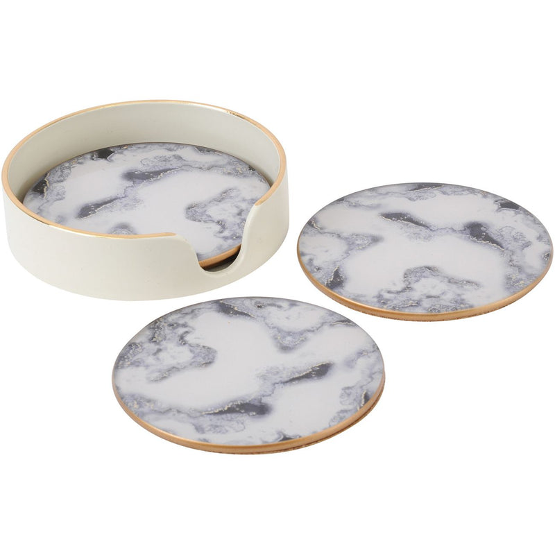 Volcanic Coasters (Set of 4)