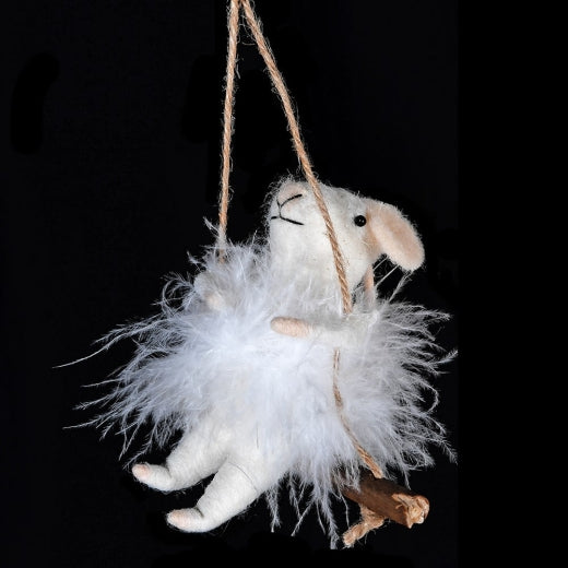 Matilda Swinging Mouse