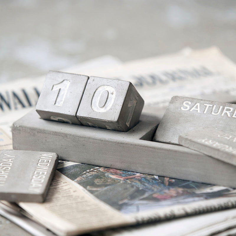 Eternity Desk Calendar