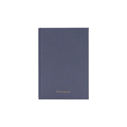 Notebook (Blue)