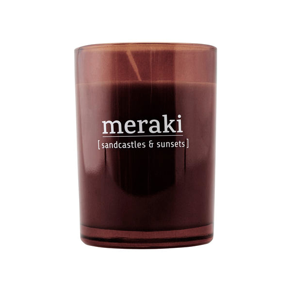 Meraki Scented Candle Sandcastles and Sunsets