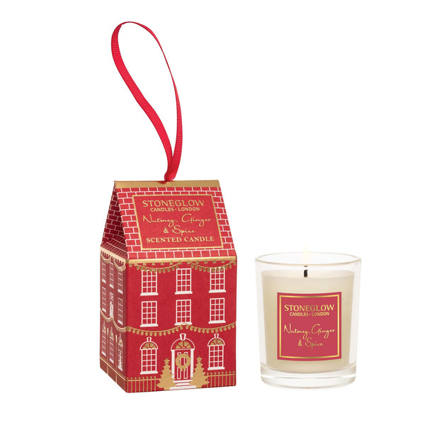 Nutmeg, Ginger and Spice Votive Candle