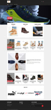 Load image into Gallery viewer, Footwear Fashion Dropshipping Store for sale