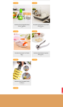 Load image into Gallery viewer, Kitchen Gadgets Dropshipping Store for Sale