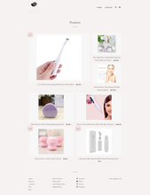 Load image into Gallery viewer, Skin Care Gadgets Dropshipping Store for Sale
