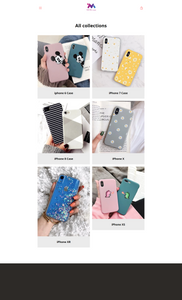 iphone Mobile Case Dropshipping Store For Sale