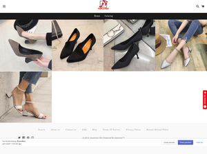 Fashion Footwear Dropshipping Store For Sale