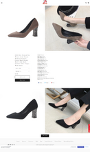 Load image into Gallery viewer, Fashion Footwear Dropshipping Store For Sale