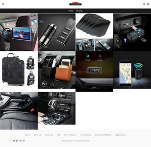 Car Gadgets and Accessories Dropshipping Store for Sale
