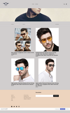 Load image into Gallery viewer, Men's & Women's goggles fashion Dropshipping Store for sale