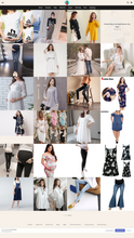 Load image into Gallery viewer, Maternity Wear Dropshipping Store for Sale