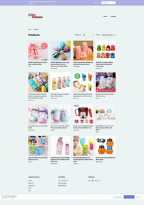 Kids Drinkware Dropshipping Store for Sale