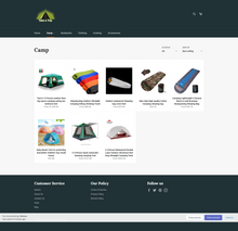 Load image into Gallery viewer, Travel Outdoor Accessories Dropshipping Store for Sale