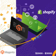 Magento 1.X/2.X to Shopify Migration