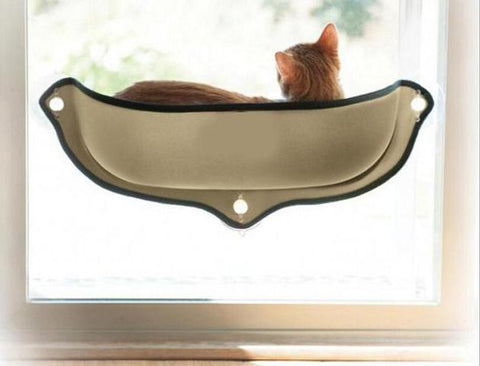 Window Pod Lounger For Cats