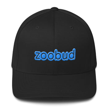 zoobud Structured Twill Cap