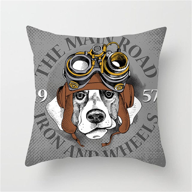 Animals Cushion Cover