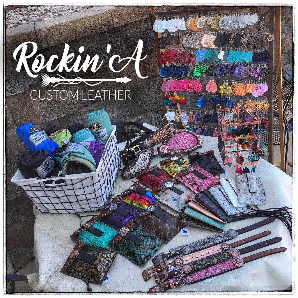 Feature: Rockin' A Custom Leather