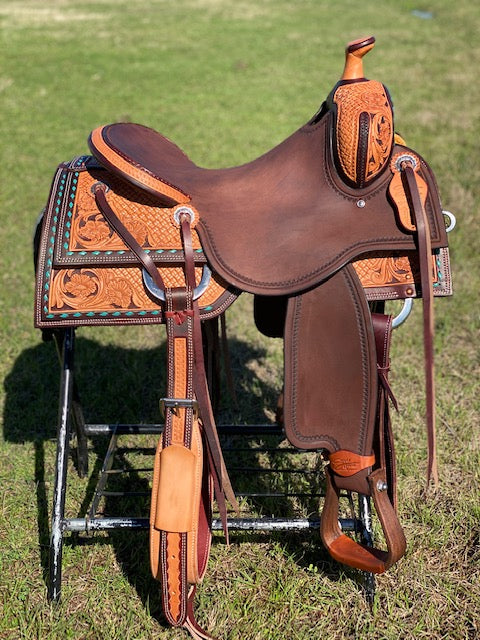 Unique Saddle Designs from Saddle House