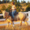 From the Archives: Idaho Barrel Racer