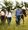 Western Engagement Photos
