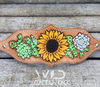 Floral Horse Tack for Spring