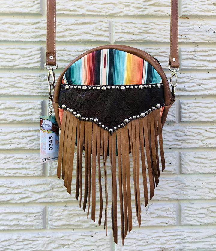 Serape Bags for Cowgirls