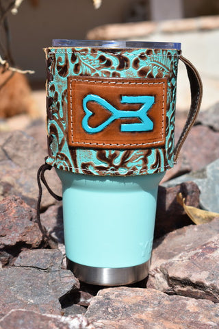 Yeti wrap cup handle