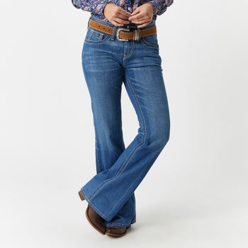 Trouser jeans