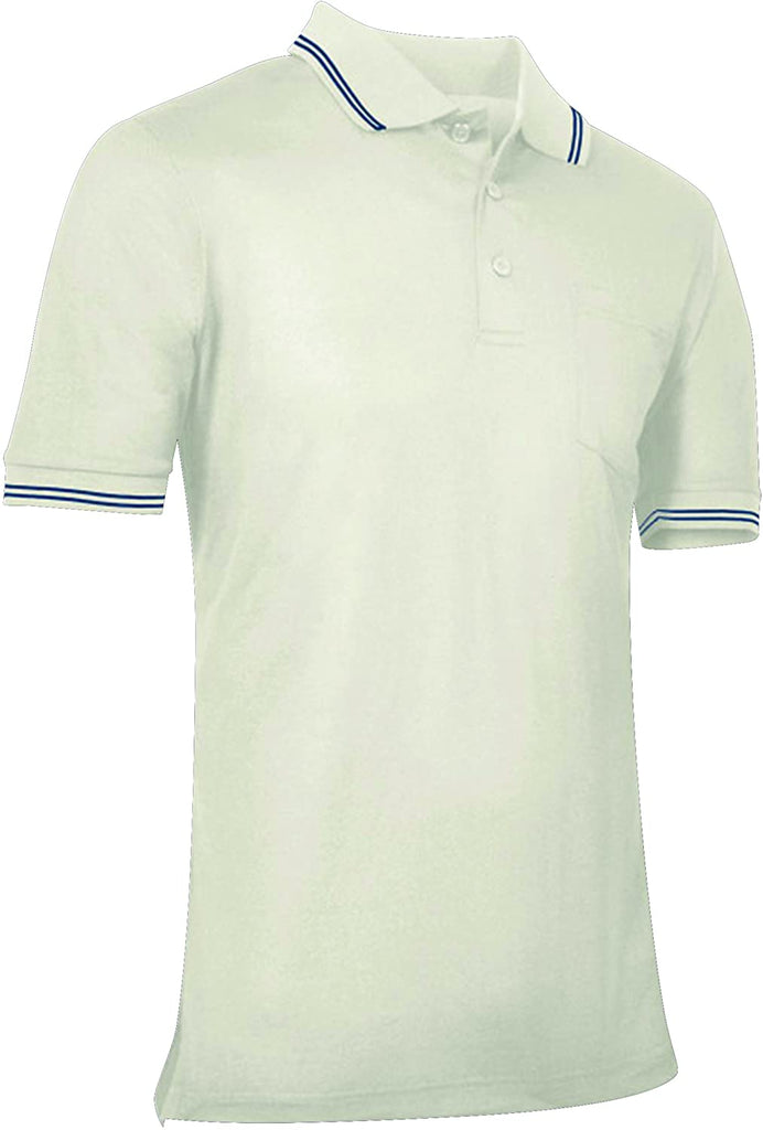 Champro Umpire Shirt Creme Polo
